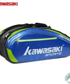 Túi Vợt Cầu Lông Kawasaki 8965 XANH DƯƠNG