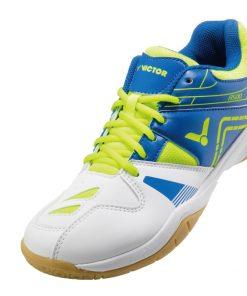 Giày cầu lông Victor A500 Chính Hãng (Xanh Pha Trắng)