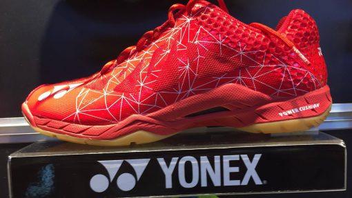 Giày cầu lông Yonex SHB AERUS 2 MENS (Đỏ) 2017