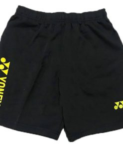Quần Cầu Lông Yonex Logo Vàng new 2018