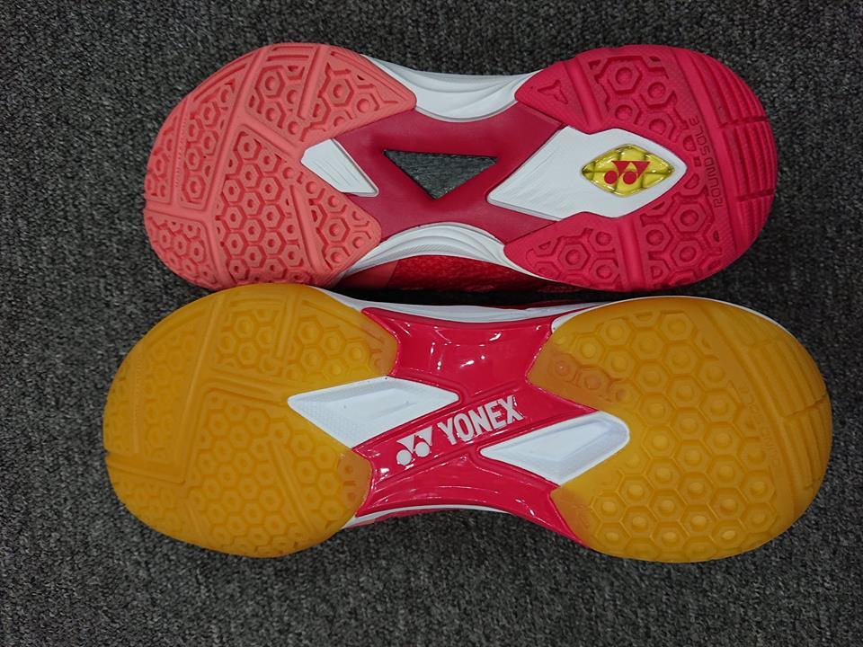 Giày cầu lông Yonex Aerus 3 Ladies ( Đỏ) New 2018