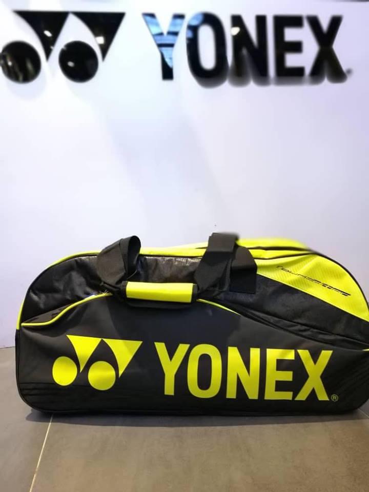 Túi Vợt Cầu Lông Yonex 9631 New 2018 (Vàng)