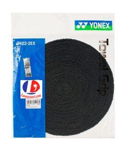 Quấn Cán Cuộn Vải Yonex AC402-2EX (ĐEN)